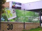 Печатание цифров знамени сетки загородки ветра упорное водоустойчивое