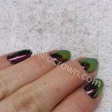 Colorant matériel d'art d'ongle d'orteil de beauté de clou