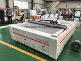De zelfklevende CNC van de Materialen van de Samenstelling van de Snijder van het Document Digitale Machine van de Plotter van het Mes van de Schommeling Scherpe
