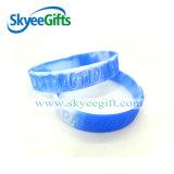 Preiswerter Strudel-SilikonWristband der Qualitäts