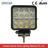 E-MARK 48W 4inch LED Epistar de remorque (feu de travail GT1015-48W)