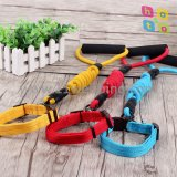 Nylonseil-Hundehaustier-Beleg-Trainings-Leine-Material-Hundehalsring