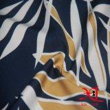Jacquard de algodón de seda gasa de la impresión de la tela de paño / vestido