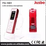 教師または教室のためのFg-1001 2.4Gの教室のデジタル無線マイクロフォン