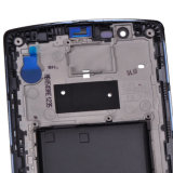 LCDスクリーン、LG G4、H810、Vs999、F500、F500s、F500k、F500L、H81のためのフレームのAssemlyの中間置換が付いている完全な完了されたLCDスクリーン表示接触計数化装置スクリーン