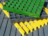 Решетка из стекловолокна, Glassfiber Catwalks платформ, FRP/GRP решетки.