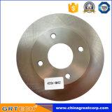 dischi di ceramica del freno del carbonio di 40206-4m402 Cina per Sentra