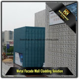 Parete divisoria del rivestimento di alluminio all'ingrosso della parete esterna della Cina