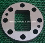 Подгонянный CNC высокой точности подвергая анодированную стальную часть механической обработке