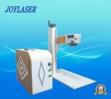 Draagbare van het Type van de Vezel van de Laser het Merken/van de Gravure Machine voor Mobiele Telefoon