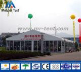 Tente en aluminium d'événement de chapiteau d'exposition d'envergure claire à vendre
