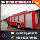Dongfeng 4 * 2 Dry Powder Fire Truck