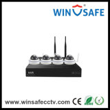 Draadloze IP van de Uitrustingen van WiFi NVR van de Camera van het Huis Slimme Camera