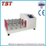Machine électronique de test de flexion résistante à la torsion en cuir