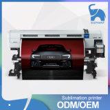 1.6m 폭 F-9280 직물 승화 인쇄 기계 기계