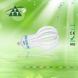 Energie - het Halogeen van Lotus van de besparingsLamp 200W 6u/Gemengd/tri-Kleur 2700k-7500k E27/B22 220-240V