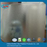 De flexibele Broodjes van de Strook van het Gordijn van de Dikte van Stong Matte Witte 6mm Plastic