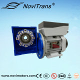 motor variável servo trifásico da freqüência 3kw com Decelerator (YVF-100E/D)