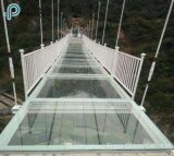 18m Crystal Prince Design en gros Ultra-Clear Glass for Bridge (UC-TP)