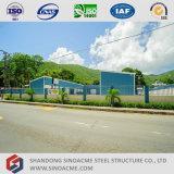 Sinoacmeは軽い金属の構造のオフィスビルを組立て式に作った
