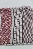 Fornitore accessorio stampato donne 100% di modo dello scialle del punto della sciarpa della signora poliestere