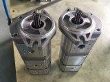 Pompe à haute pression hydraulique de la pompe Cbk1016/1006 de la pompe de pétrole de vitesse 2-Tage double