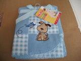 Controlar la manta del consolador del bebé del muchacho de la impresión