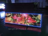 Im Freien drahtlose doppelseitige LED, die LED-Bildschirm, P8mm bekanntmacht