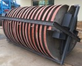 Спиральн сепаратор для разъединения минералов