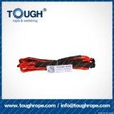 Rotes des Chemiefasergewebe-UHMWPE Auto-Handkurbel-Seil Handkurbel-des Seil-11.5mmx30moff-Road