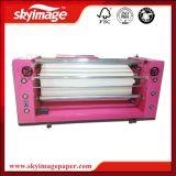 Macchina rotativa di vendita calda di scambio di calore di stile 600mm*1.7m di tendenza per stampaggio di tessuti del rullo