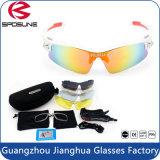 Заменимый участвовать в гонке объектива PC приходит с вспомогательным оборудованием для предохранения от глаза Eyewear