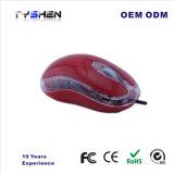 Freies Beispielmaus der USB verdrahteten optischen Maus 3D