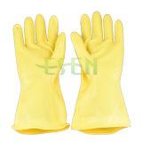 Handschoenen van de Was van het Huishouden van de Handschoenen van het Huishouden van de Handschoenen van het huishouden de Rubber Schoonmakende