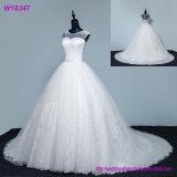 Платья прелестно страны Tulle платьев венчания Bridal