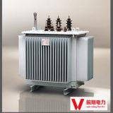 Olie-transformator de /Oil Ondergedompelde Transformator van de Stroom Transformer/S11-630kVA