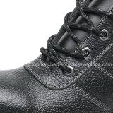 Новые модные ботинки безопасности высокой пятки повелительниц с стальной крышкой пальца ноги