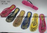 Flips Flop PVC сандалий самых последних тапочек женщин вскользь (FFLT112201)