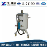 Sand-Bläser, der staubfreies Sandstrahler-Soda-nasse trockene Sandstrahlen-Vakuumgeräten-Maschine für Verkauf sprüht