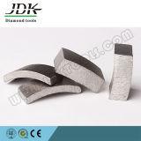 穿孔機ビットのためのJdkのダイヤモンドセグメント