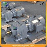 Caixa de engrenagens RF57 helicoidal com a flange do IEC com motor