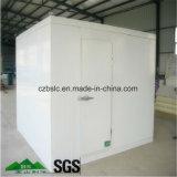 Sitio grande del congelador, equipo de refrigeración con Desigin