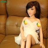 poupée adulte de sexe de silicones de jouet de produit de bonne qualité de sexe de 125cm