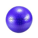 Bola de gimnasio de 65 cm con banda de estiramiento y juego de bombas