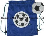 Cordón plegable Bolsa, el fútbol, deporte ligero de la función, la promoción, accesorios de decoración, bolsas
