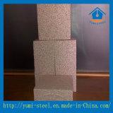 壁または屋根の装飾のための熱によって絶縁されるProporサンドイッチパネル防水すれば