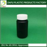 bottiglia di plastica della medicina 120ml con la protezione normale