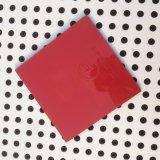 GLOBOND FR Painel Composto de alumínio à prova de fogo (PF-471 Vermelho)