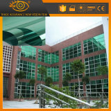 Película verde resistente ao calor do matiz do indicador de Home&Building