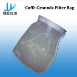 Bustina di tè del filtro a maglie di nylon del Drawstring/sacchetto di nylon del latte della noce della maglia commestibile